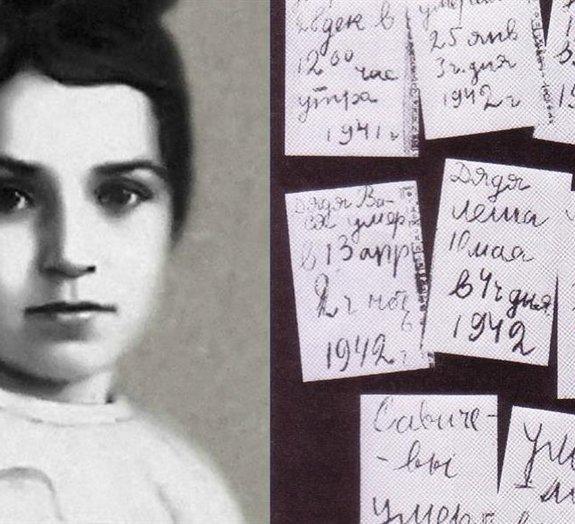 O diário de Tanya Savicheva: conheça a história da Anne Frank soviética