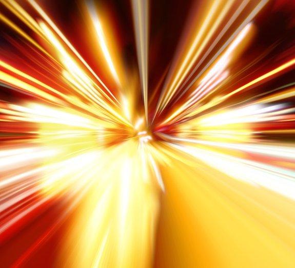 Você sabe como e quando a velocidade da luz foi medida?