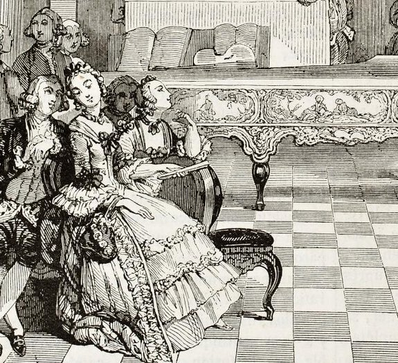 7 fatos sobre a (falta de) higiene no século 18
