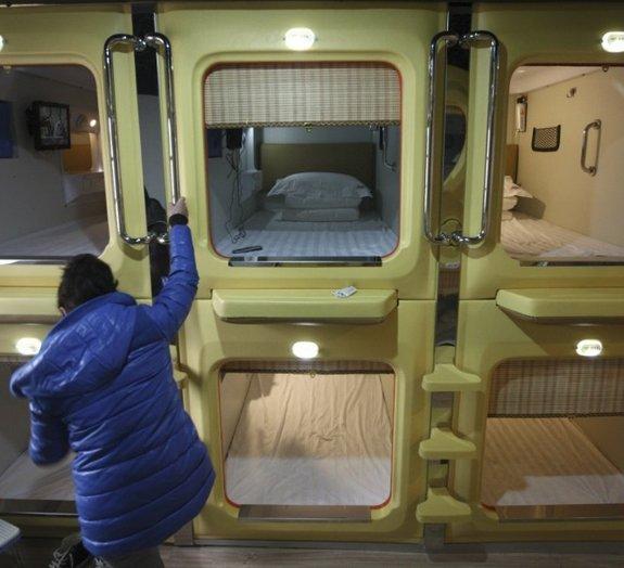 Apertadinhos: conheça 5 dos menores quartos de hotel do mundo
