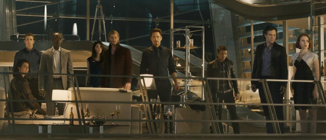 Vingadores 2: novo trailer anunciado; imagens e biografias reveladas