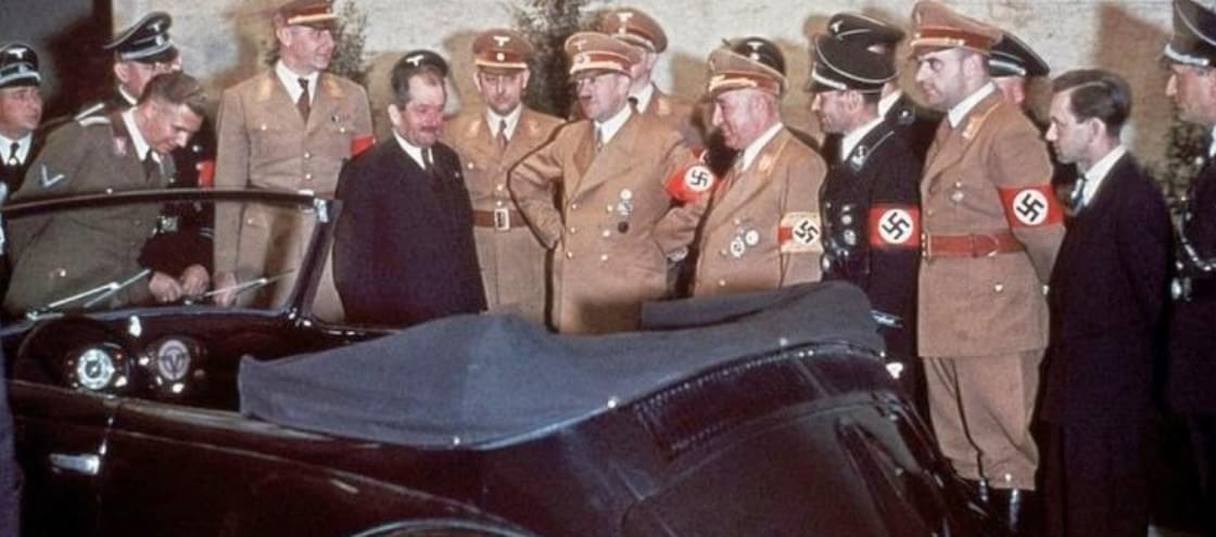 Aliados do Nazismo: o Fusca e seu surgimento graças a Adolf Hitler