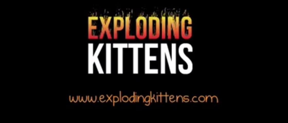 Kickstarter: jogo de cartas com gatinhos explodindo arrecada US$ 3 milhões