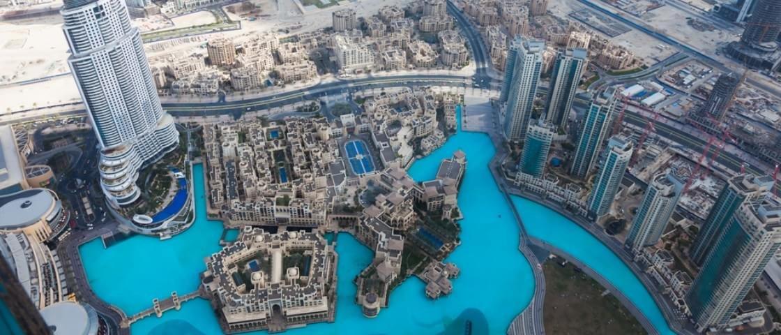 Os cenários maravilhosos vistos de 6 dos maiores edifícios do mundo