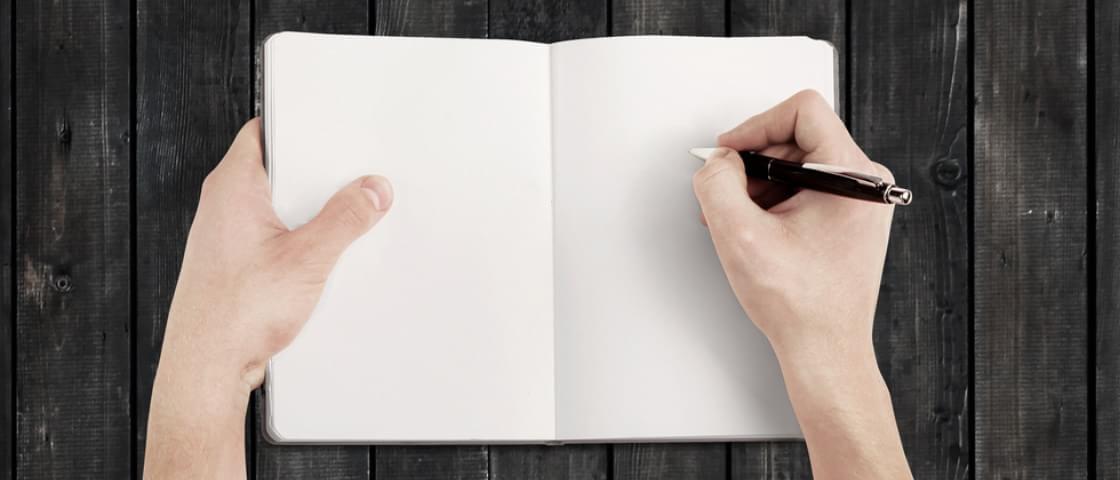 Veja 4 benefícios comprovados cientificamente de escrever à mão