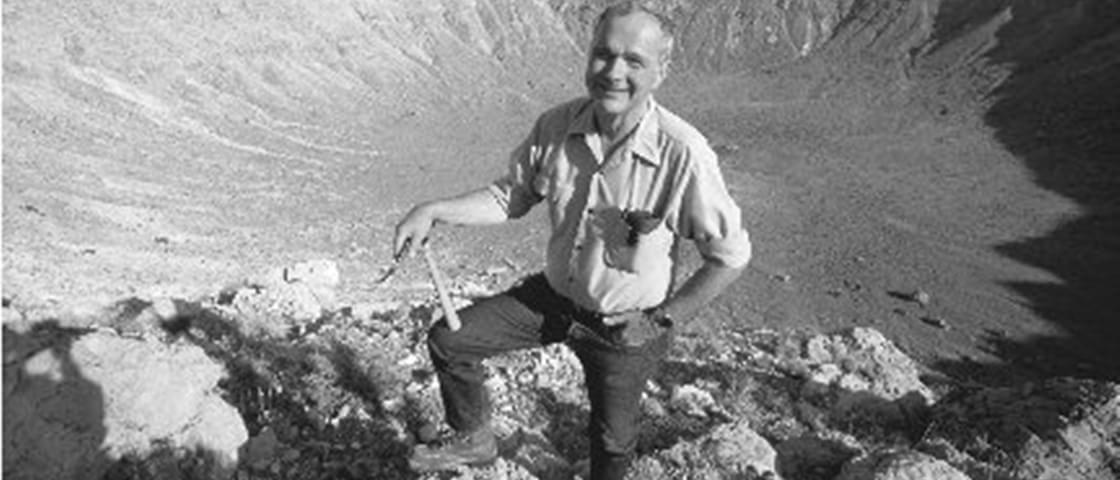 Conheça Eugene Shoemaker e veja por que suas cinzas foram jogadas no espaço