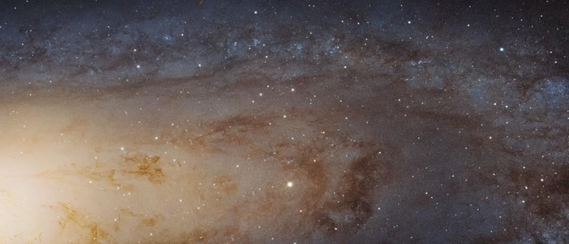 A verdade dói, mas para o universo você é realmente um nada [vídeo]