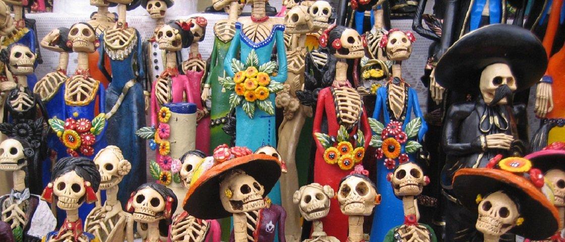 10 festivais que existem pelo mundo para homenagear os mortos