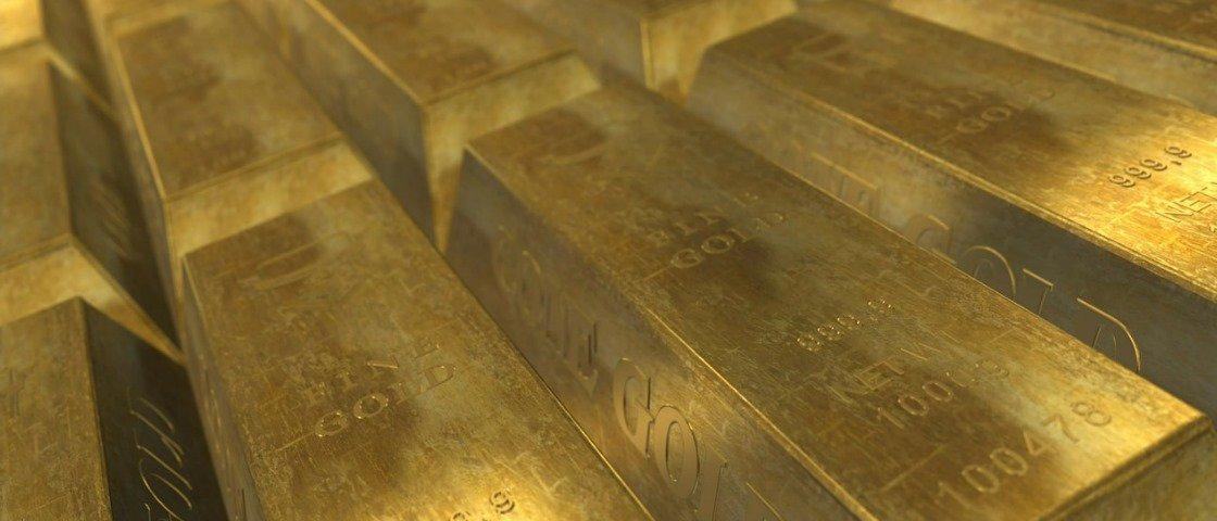 Micróbios ancestrais podem ter criado maior reserva de ouro do mundo