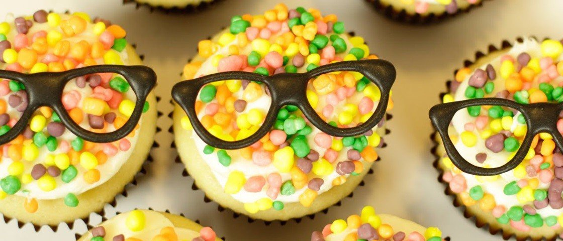 Veja 23 cupcakes geek para você se deliciar