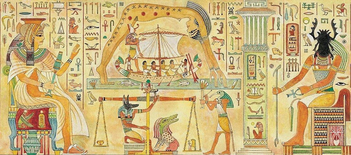 5 divindades egípcias sinistras que você talvez desconheça