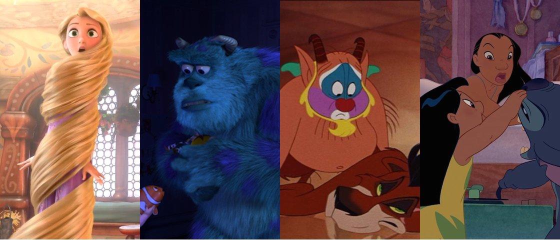 13 easter eggs de participações especiais em desenhos animados da Disney