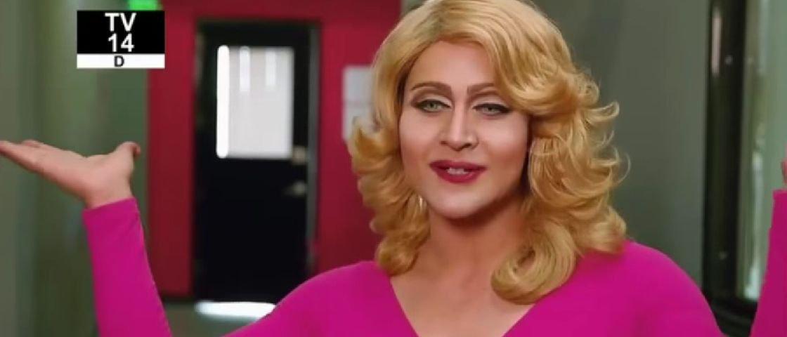 Dançarino gasta R$ 500 mil para ficar igual à Madonna