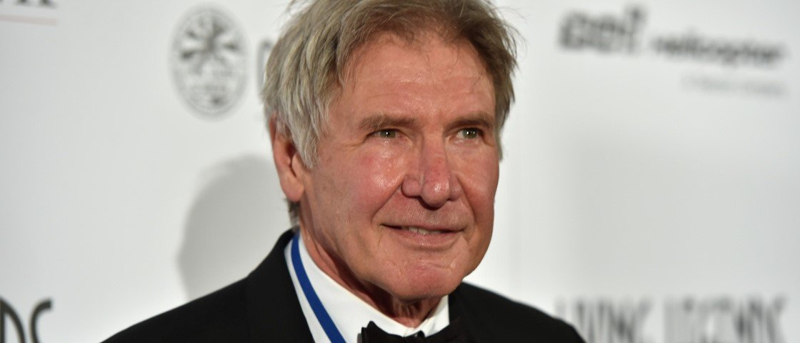 Harrison Ford confirmado na sequência de Blade Runner