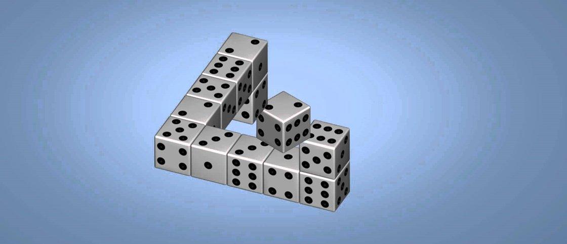 Mais 5 ilusões de ótica que vão confundir o seu cérebro