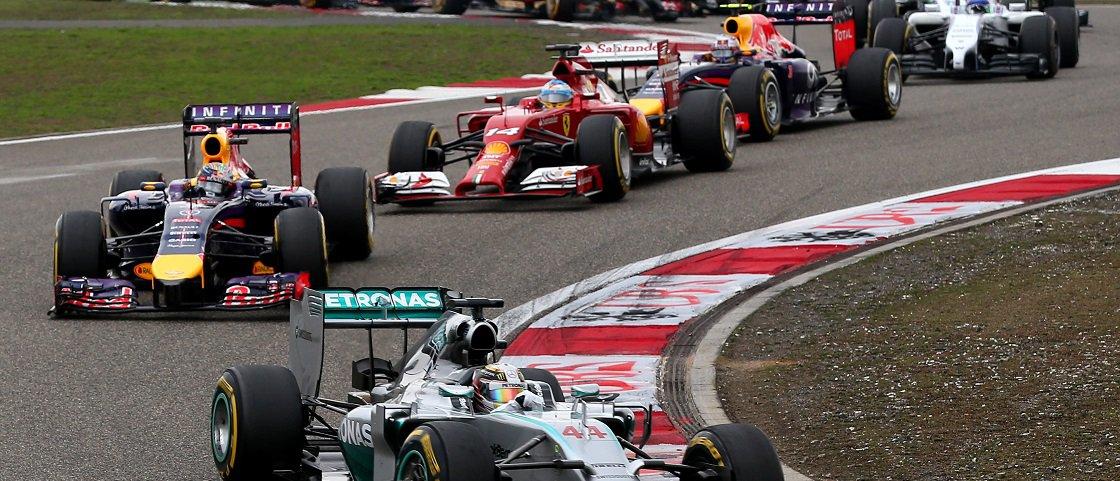 Os últimos 20 campeões mundiais da Fórmula 1