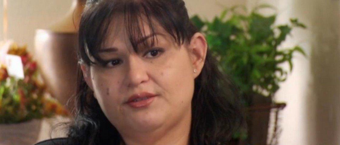 """Texana conhecida como """"Assassina de Meia Tonelada"""" perdeu mais de 360 kg"""