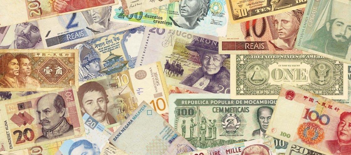 20 fatos interessantes sobre dinheiro