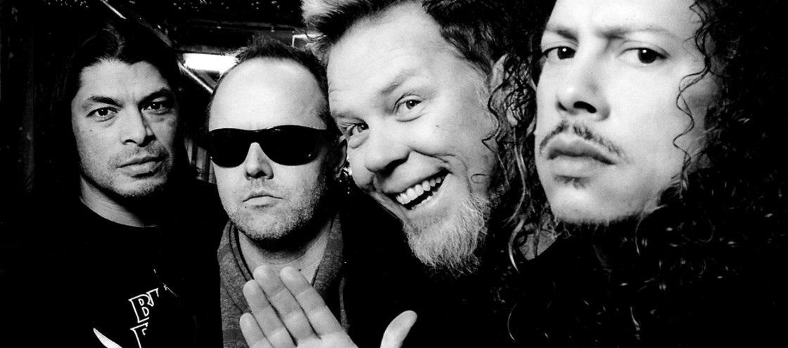 5 fatos interessantes que você talvez desconheça sobre a banda Metallica