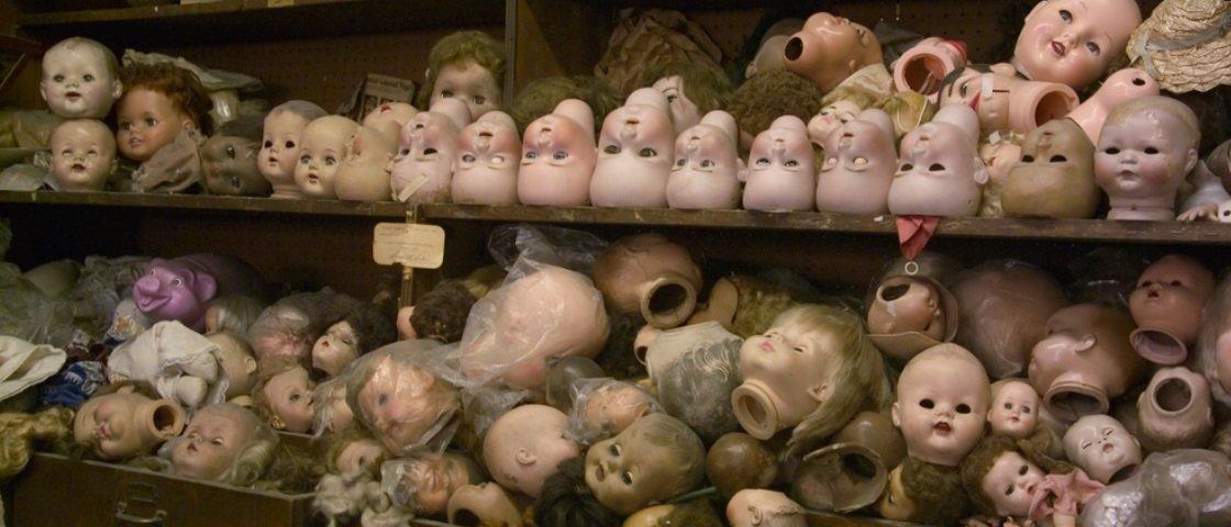 7 coleções gigantescas e bizarras que existem no mundo