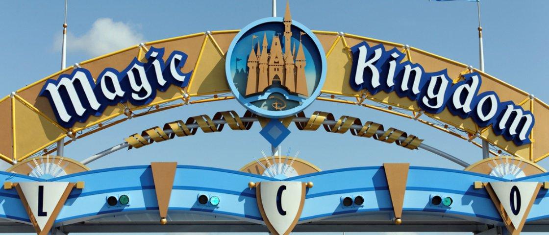 Disney divulga filme raro que mostra a construção do parque – assista!