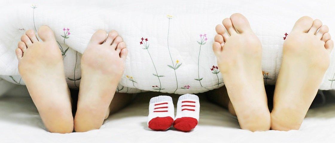 Número de meninas e meninos é igual no momento da concepção, diz estudo