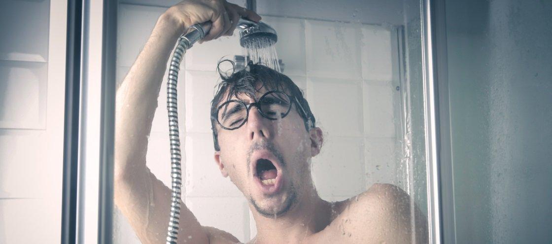 Sabe o que acontece quando paramos de tomar banho?