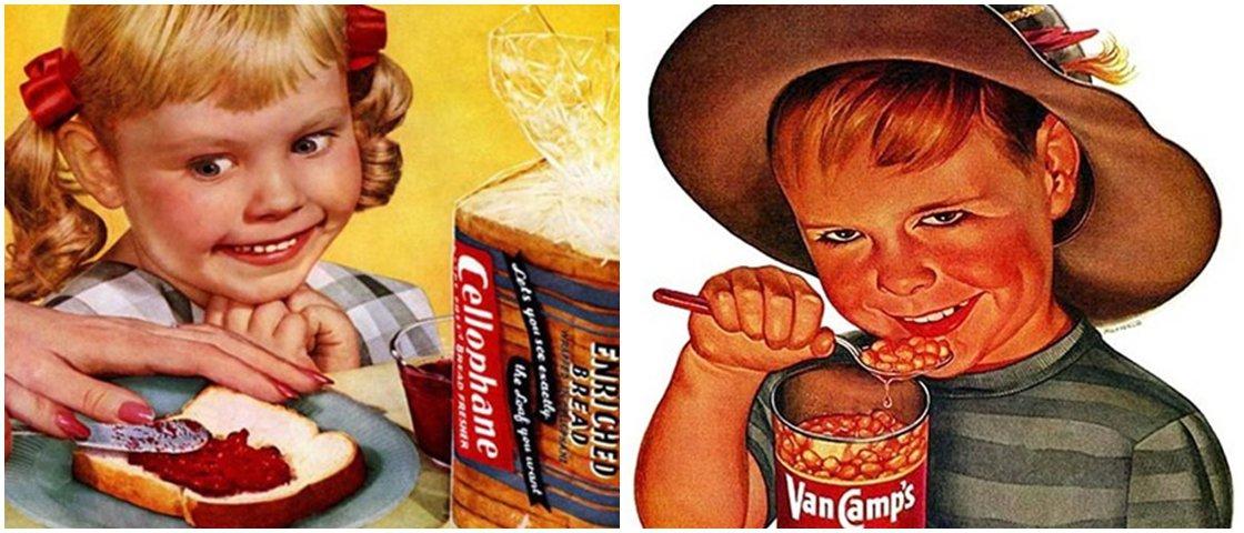 15 propagandas antigas mais bizarras e assustadoras