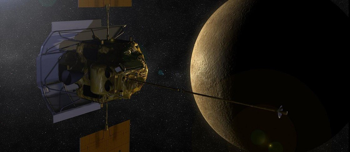 Sonda da Nasa se prepara para mergulho da morte em Mercúrio