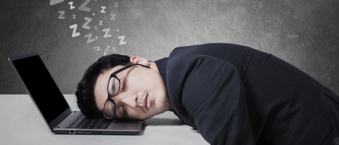 Por que será que você se sente cansado o tempo todo?