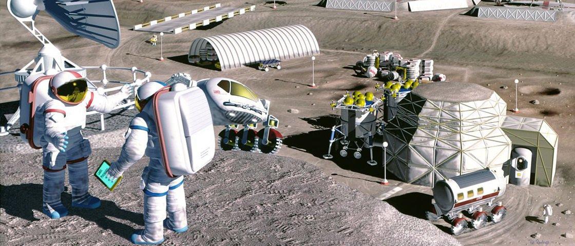 Radiação de uma viagem a Marte poderia emburrecer astronautas