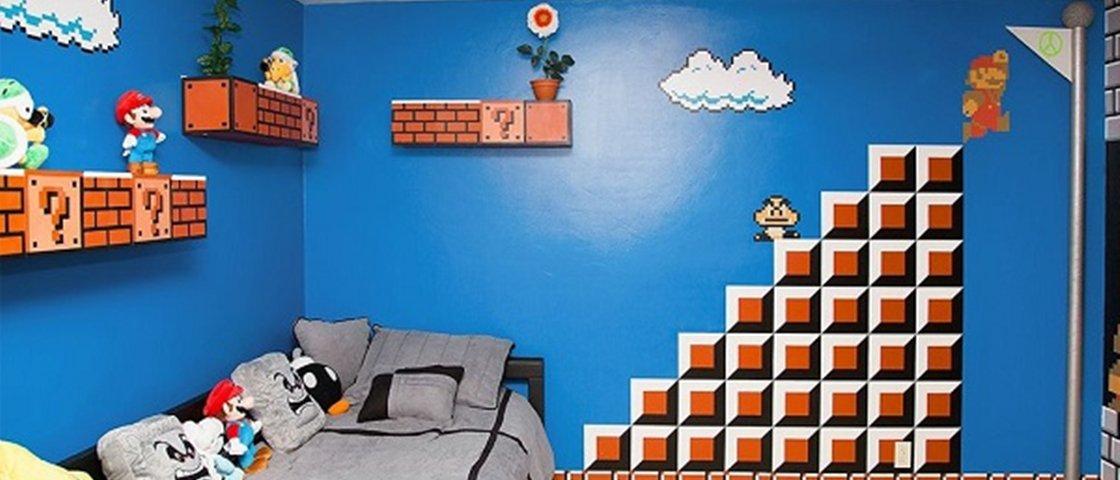13 exemplos de decoração que todo nerd gostaria de ter em seu quarto