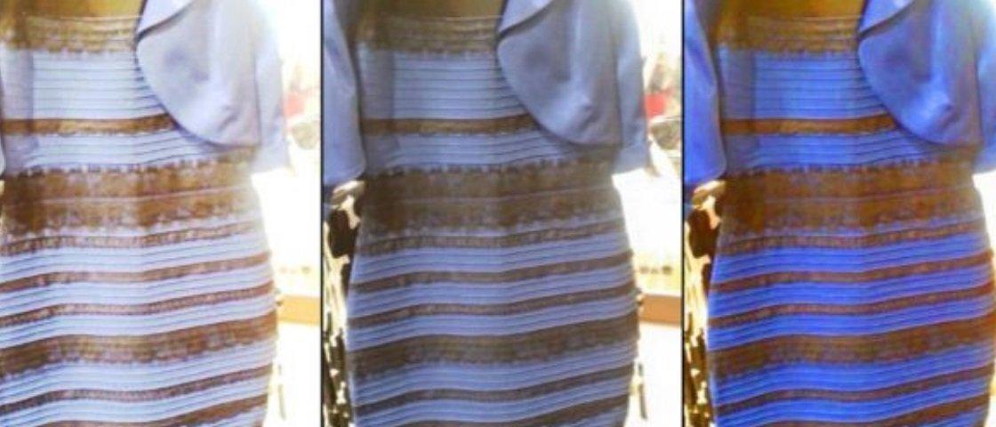 Lembra do 'vestido azul ou branco'? Ele ainda intriga cientistas