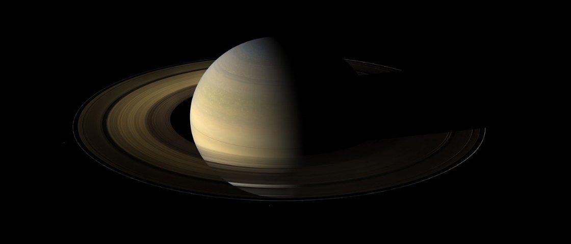O que você sabe a respeito dos anéis Saturno?