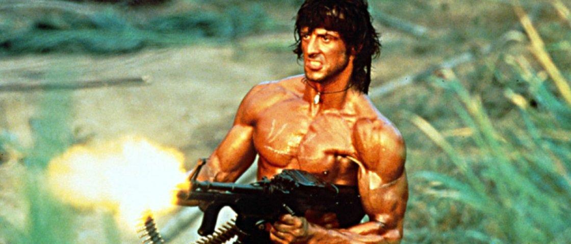 7 coisas surpreendentes que você talvez não saiba a respeito de Rambo