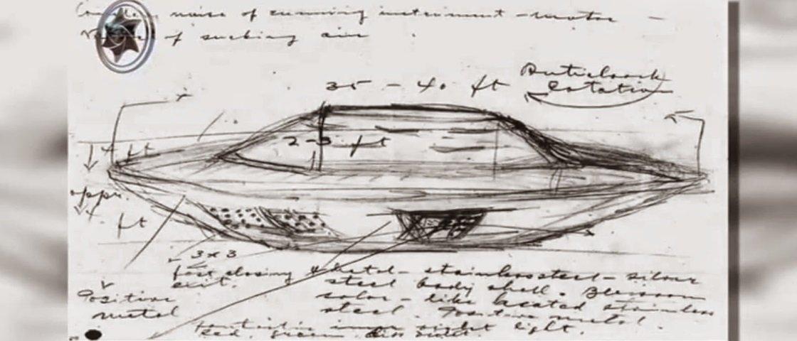Conheça a intrigante história do incidente OVNI no Lago Falcon