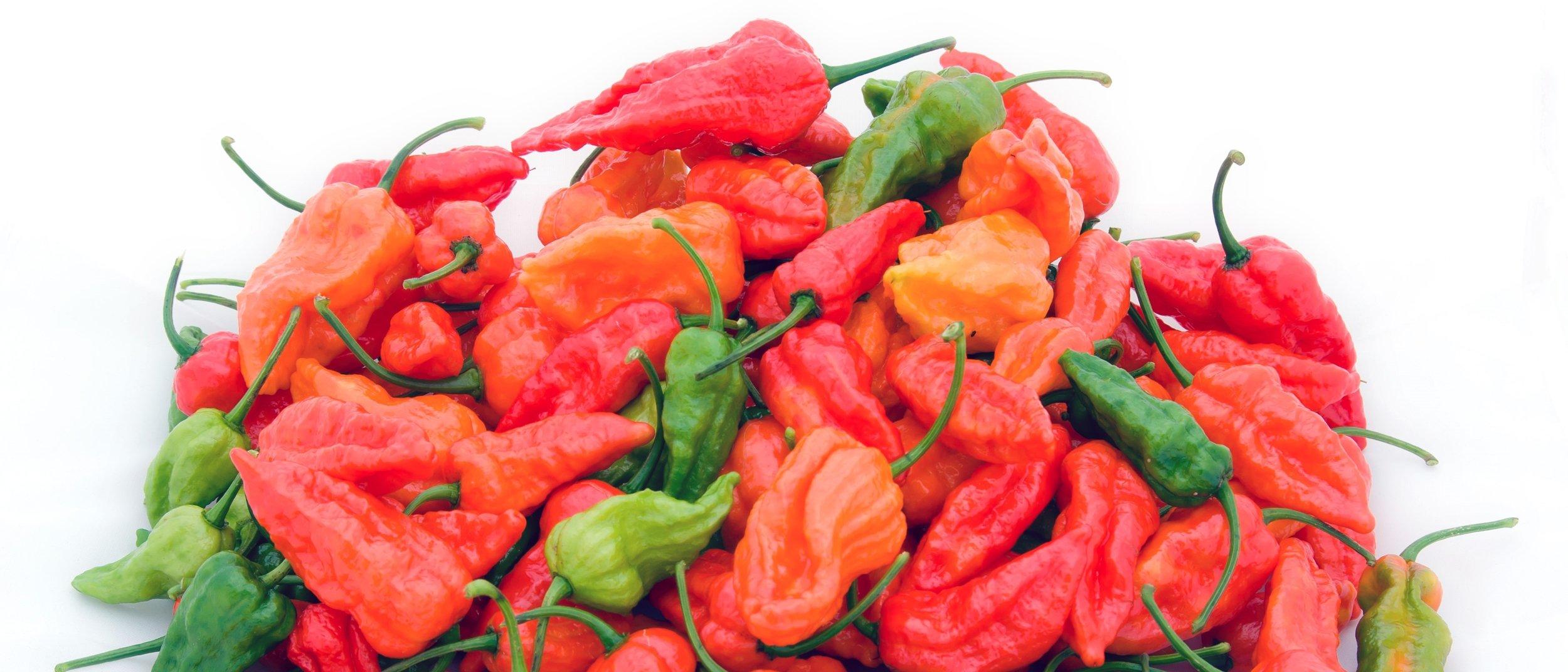 Menino engole pimenta famosa por ser uma das mais picantes do mundo [vídeo]
