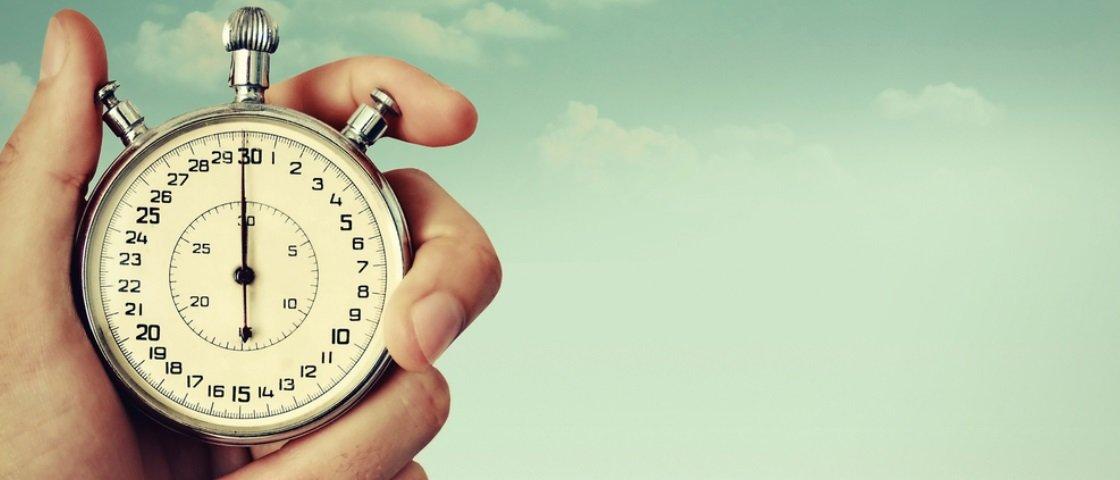 Fazer o tempo parar não é coisa de cinema – seu cérebro consegue também