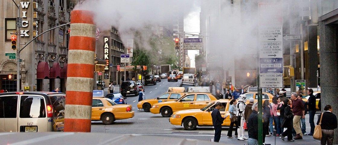 Cientistas criam método para mapear o cheiro das cidades