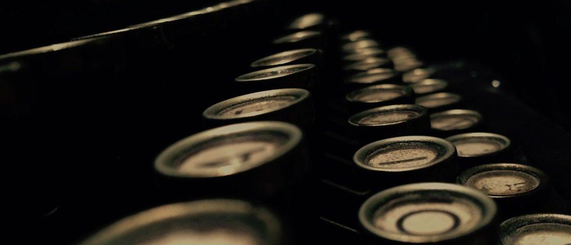 Datilografar em máquinas de escrever é nova febre entre hipsters [imagem]