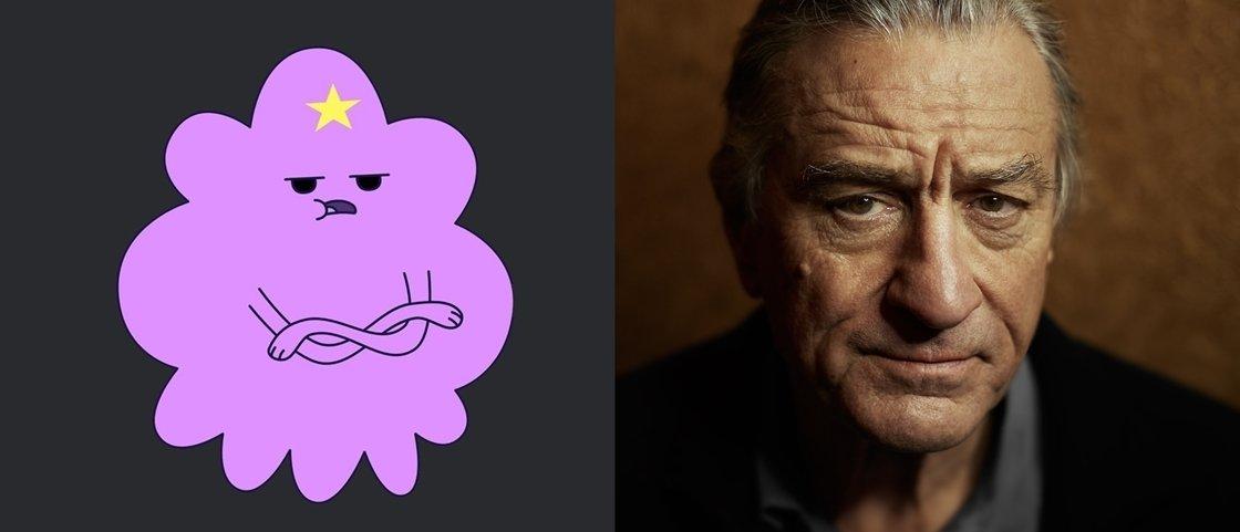 O que a Princesa Caroço e o Robert De Niro têm em comum?