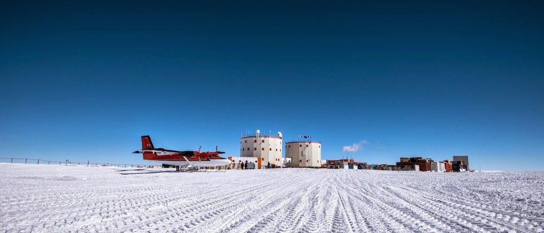 Conheça a base na Antártida onde as pessoas se preparam para ir a Marte