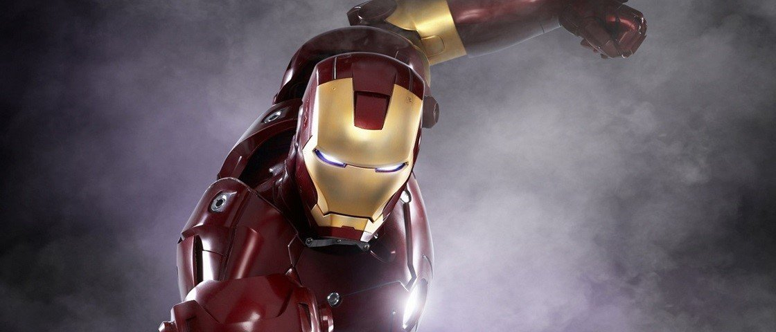 E se outros personagens tivessem uma armadura do Homem de Ferro?