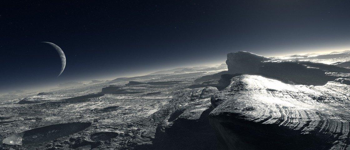 NASA está quase em Plutão e você pode acompanhar tudo por um aplicativo