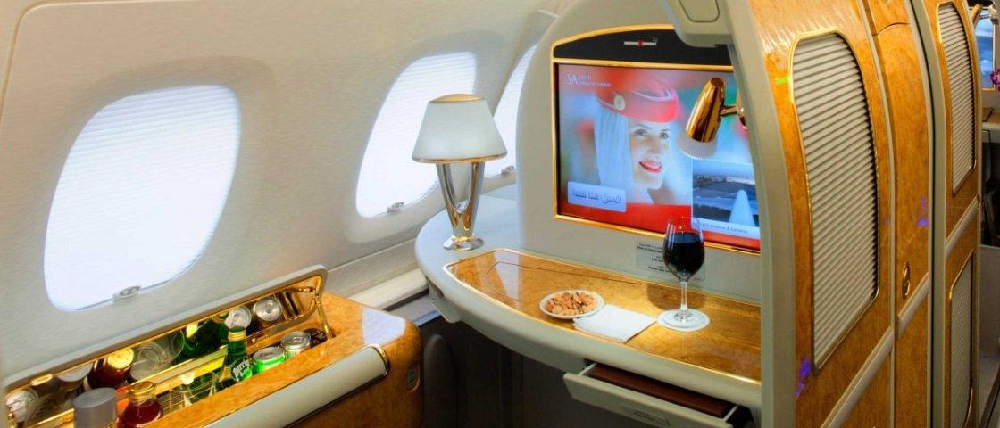 Viaje no luxo: saiba quais são as 10 melhores companhias aéreas do mundo