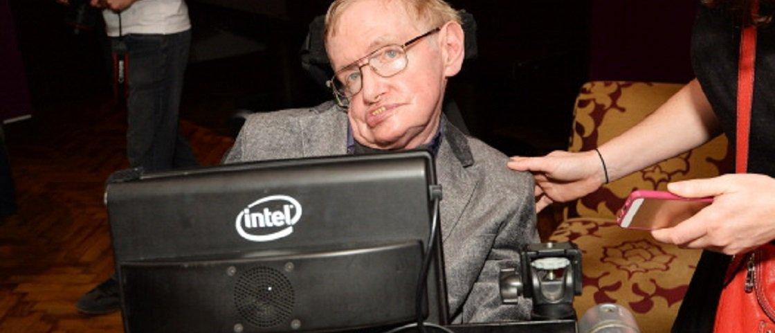 Stephen Hawking lança o maior programa de busca de vida extraterrestre
