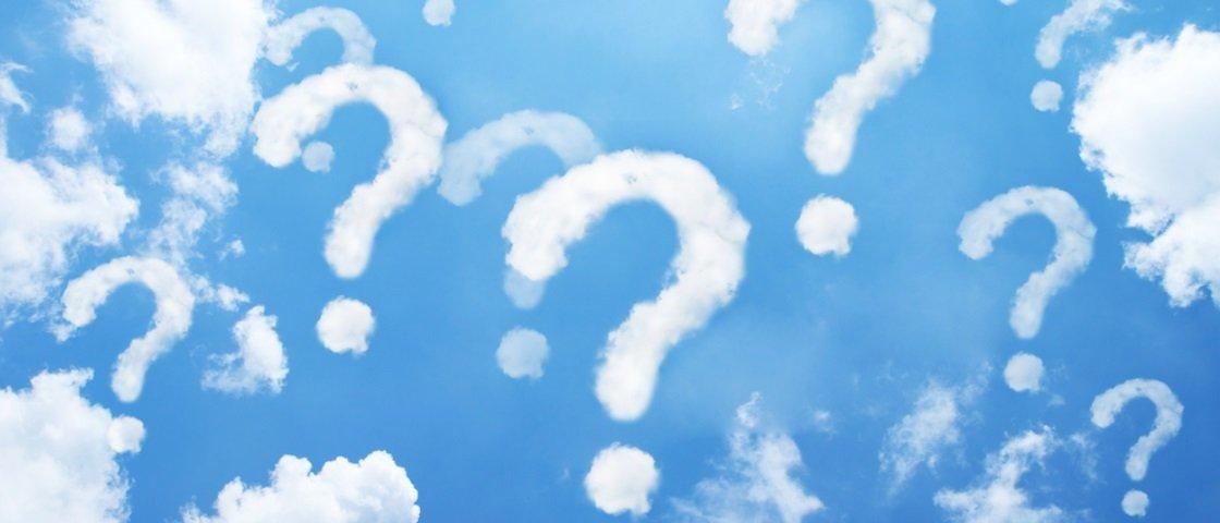 Por que algumas pessoas enxergam desenhos em nuvens e outras não?