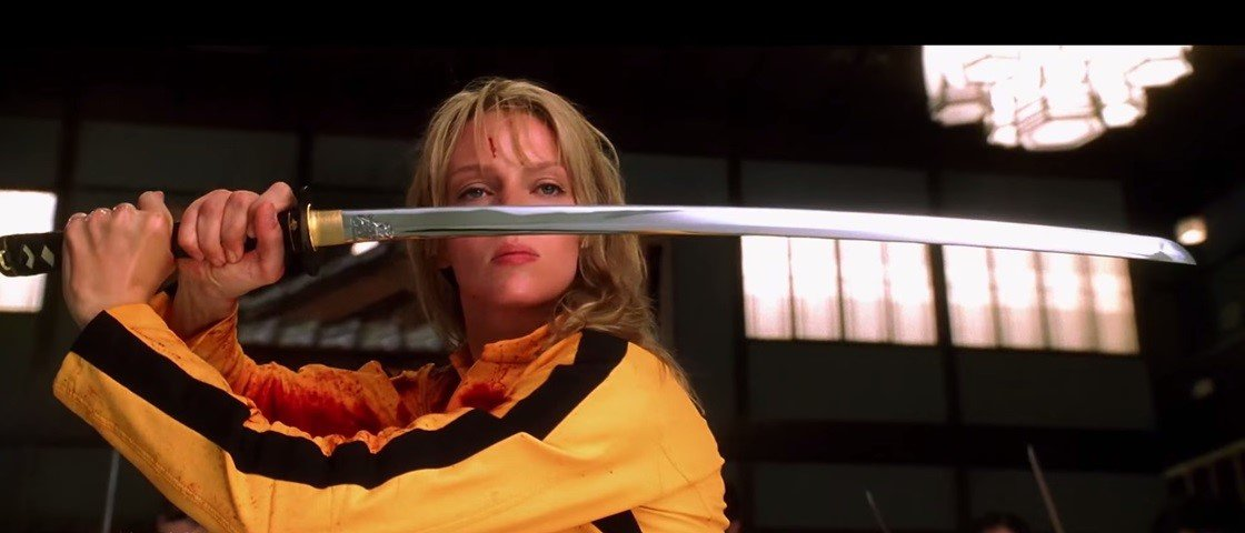 "Man At Arms recria katana de ""Kill Bill"" com antigas técnicas japonesas"