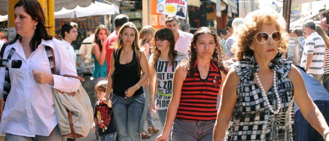 População brasileira encolherá até 2100, aponta ONU