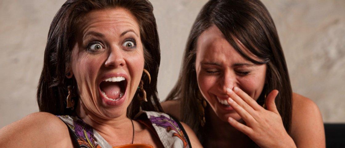 Por que o riso é contagioso?